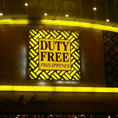 Photo taken at Duty Free Philippines by Katherine A. on 12/5/2012