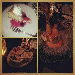 Photo taken at Fleming's Prime Steakhouse & Wine Bar by Amir B. on 1/22/2013