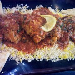 Photo taken at Basil Mediterranian Cafe by Valkyrie on 7/29/2012