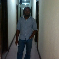 Photo taken at Le Méridien Ogeyi Place by Ukaegbu G. on 1/13/2012