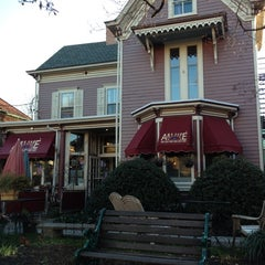 Photo taken at Art Cafe of Nyack by Bianca B. on 12/1/2011
