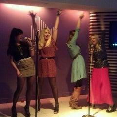 Photo taken at Pulse Karaoke by Casey M. on 12/15/2011