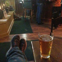 Photo taken at The Green Onion Pub by Brian S. on 4/8/2013