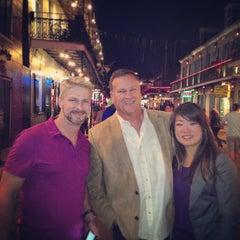 Photo taken at Bourbon Street Blues Company by Alina L. on 5/16/2014