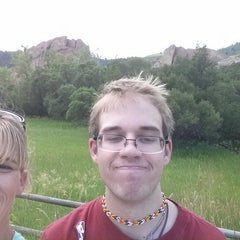 Photo taken at Roxborough State Park by Tara B. on 7/6/2014