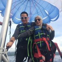 Photo taken at Paraw Sailing by Nadeya S. on 6/7/2015