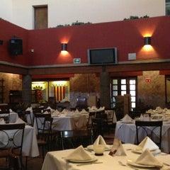 Photo taken at El Caserío Restaurante Bar by Mario S. on 5/2/2013