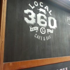 Photo taken at Local 360 by Jennifer T. on 2/24/2013