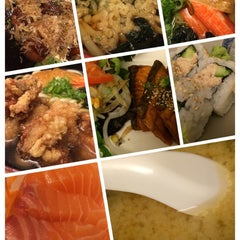Photo taken at Sushi Samurai by Jesslyn C. on 5/15/2014