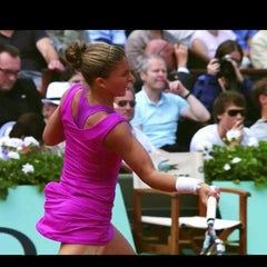 Photo taken at Court Suzanne Lenglen by Man_Used👽👾👽 on 6/2/2013