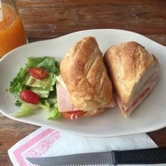 Photo taken at Oh La La Cafe by Mai M. on 6/7/2015
