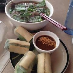 Photo taken at Phở Việt & Café by Bill U. on 6/7/2014