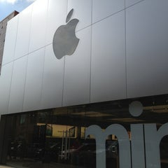 Photo taken at Apple Store, The Domain by Charles S. on 1/23/2013