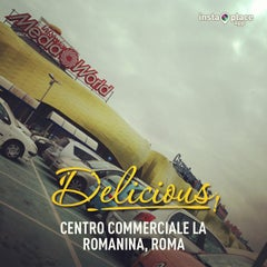 Photo taken at Centro Commerciale La Romanina by EmotionalPh C. on 3/28/2013