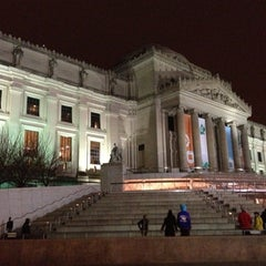 Photo taken at Brooklyn Museum by Marisa S. on 12/1/2012