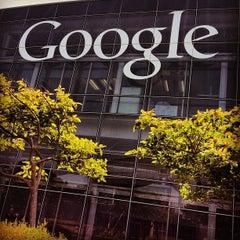 Photo taken at Googleplex by Ken Y. on 7/29/2013