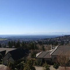 Photo taken at Cougar Mountain City View by David M. on 3/30/2013