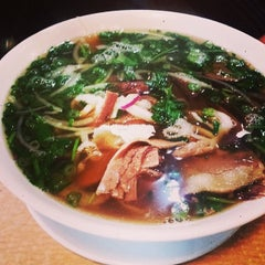 Photo taken at Pho VN One by Naomi R. on 12/16/2013