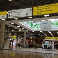 Photo taken at Терминал E / Terminal E by Ksenia K. on 4/7/2013