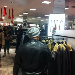 Photo taken at Macy's Men's & Home by Jake R. on 12/20/2012