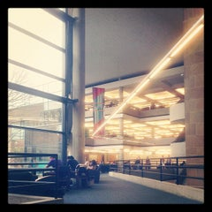 Photo taken at Parks Library by Tyler B. on 10/24/2012
