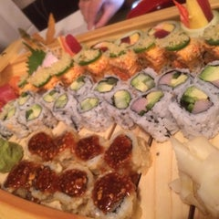 Photo taken at Kooma sushi Restaurant by marc d. on 5/22/2015