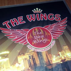 Photo taken at The Wings by Toño D. on 3/1/2013