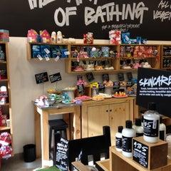 Photo taken at LUSH by Stringbean L. on 12/12/2012