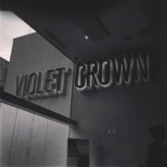 Photo taken at Violet Crown Cinema by Captain J. on 4/10/2013