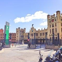 Photo taken at Estació del Nord by Devochkasevera on 2/7/2013