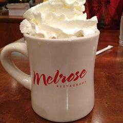 Photo taken at Melrose Restaurant by Marisol J. on 6/9/2013