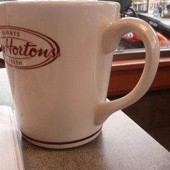 Photo taken at Tim Hortons by Greg F. on 9/22/2012