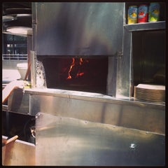 Photo taken at Basic Kneads Pizza by Landie L. on 7/12/2013