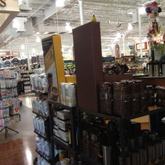 Photo taken at Harris Teeter by Jason B. on 1/19/2013