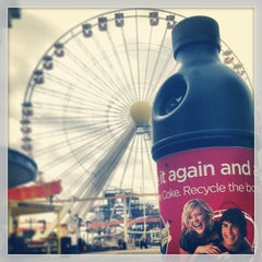 Photo taken at Morey's Piers and Beachfront Waterparks by Morey's P. on 4/22/2013
