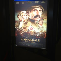 Photo taken at Cineplex Hamm by Nur A. on 3/15/2013