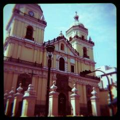 Photo taken at Iglesia San Pedro de Lima by Augusto A. on 3/29/2013