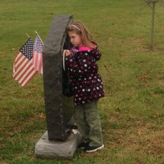 Photo taken at Evergreen Cemetery by T H. on 12/16/2012