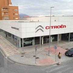 Photo taken at Citroen Automóviles Goaz by Víctor N. on 2/18/2013