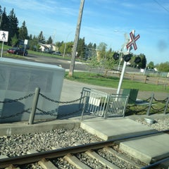 Photo taken at South Campus LRT Station by Dave W. on 5/22/2013