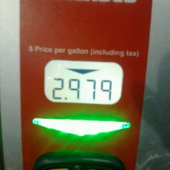 Photo taken at H-E-B Fuel by Danielle G. on 12/7/2012