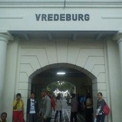 Photo taken at Museum Benteng Vredeburg by Agung E. on 5/30/2013