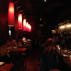 Photo taken at Barcelona Wine Bar by Tracy M. on 3/31/2013