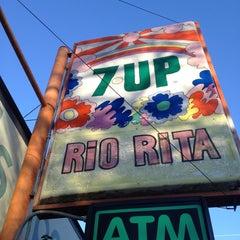 Photo taken at Rio Rita by Yeon J. on 3/11/2013