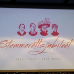 Photo taken at Fønix Kino by Mohammed I. on 2/4/2014