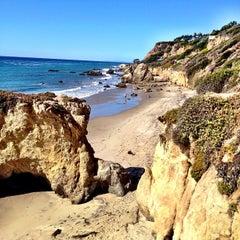 Photo taken at El Matador State Beach by Blake on 10/24/2012