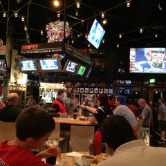 Photo taken at ESPN Club by Stuart E. on 12/11/2012