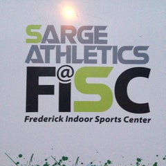 Photo taken at Frederick Indoor Sports Center by Patrick A. on 9/3/2014