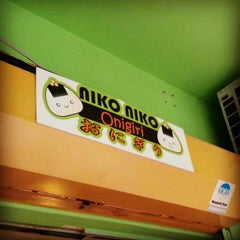Photo taken at Niko Niko Onigiri by WeiXuan幃諠 S. on 12/31/2012