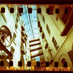 Photo taken at Lomography Gallery Store Antwerp by Waldo F. on 8/13/2013